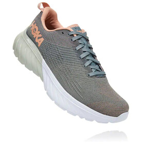 Hoka One One Mach 3 Sko Damer, lead/sea foam
